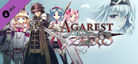 Agarest Zero DLC Bundle 4
