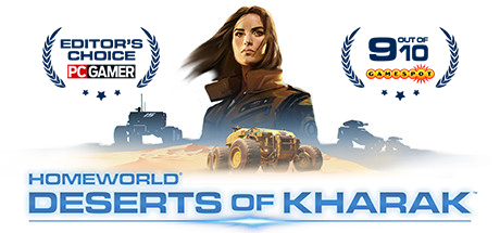 Homeworld: Deserts of Kharak on Steam Backlog