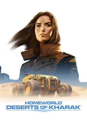 Homeworld: Deserts of Kharak poster image on Steam Backlog