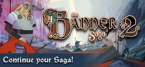The Banner Saga 2 cover art