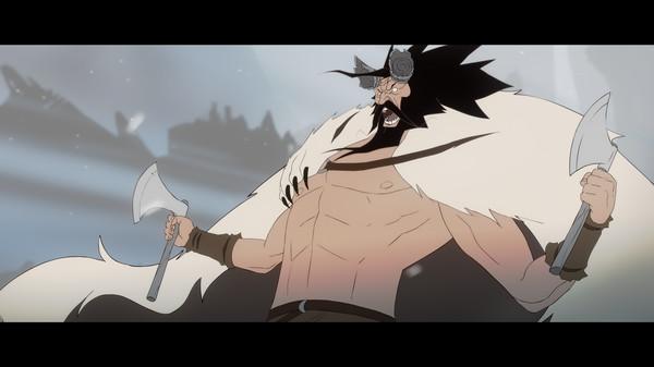 скриншот The Banner Saga 2 0
