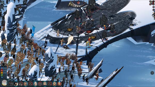 скриншот The Banner Saga 2 6