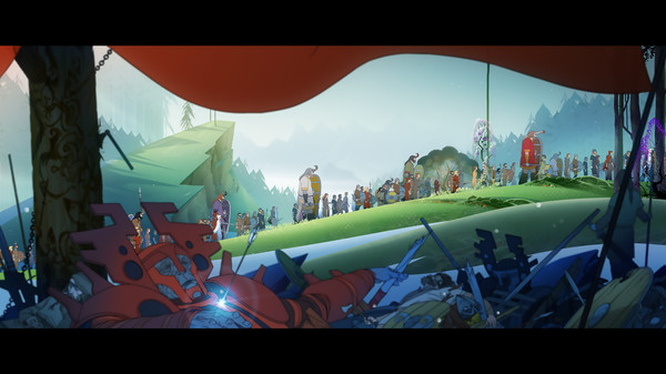 скриншот The Banner Saga 2 2
