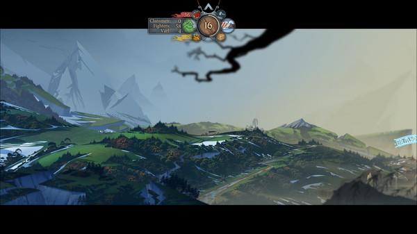 скриншот The Banner Saga 2 12