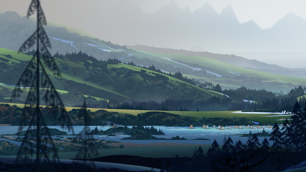 скриншот The Banner Saga 2 4