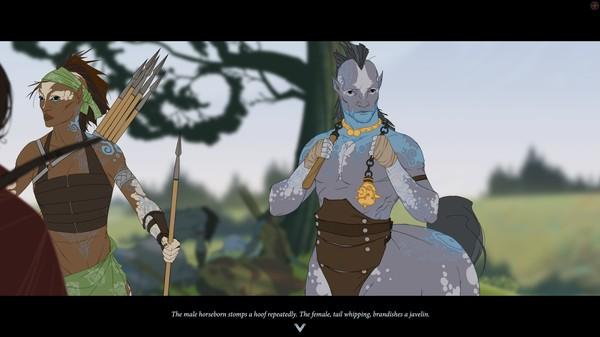 скриншот The Banner Saga 2 9