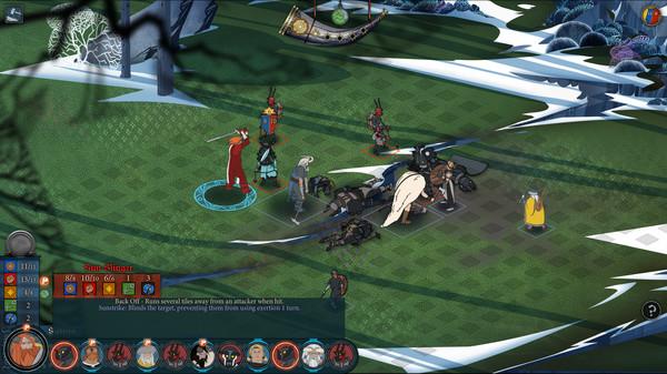 скриншот The Banner Saga 2 16