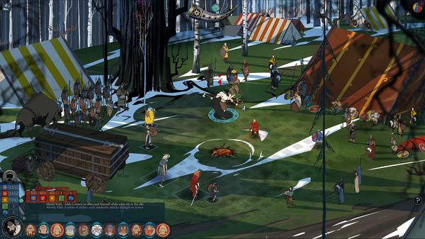 скриншот The Banner Saga 2 5