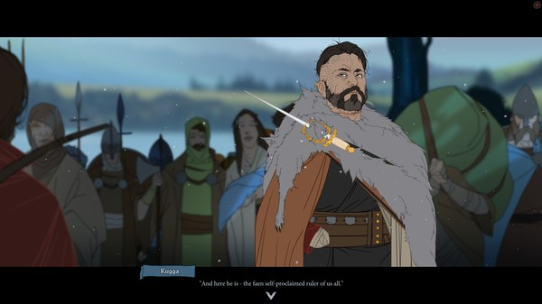 скриншот The Banner Saga 2 8