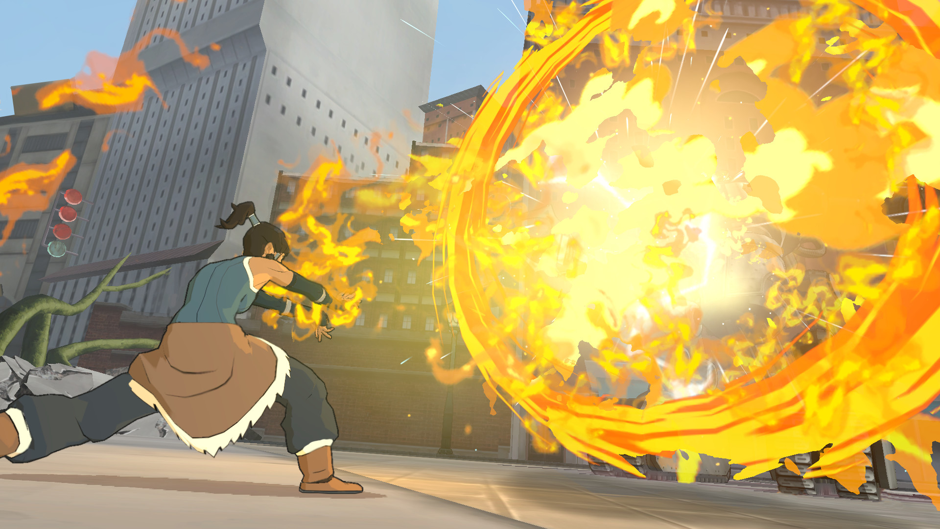 The Legend Of Korra PC 5