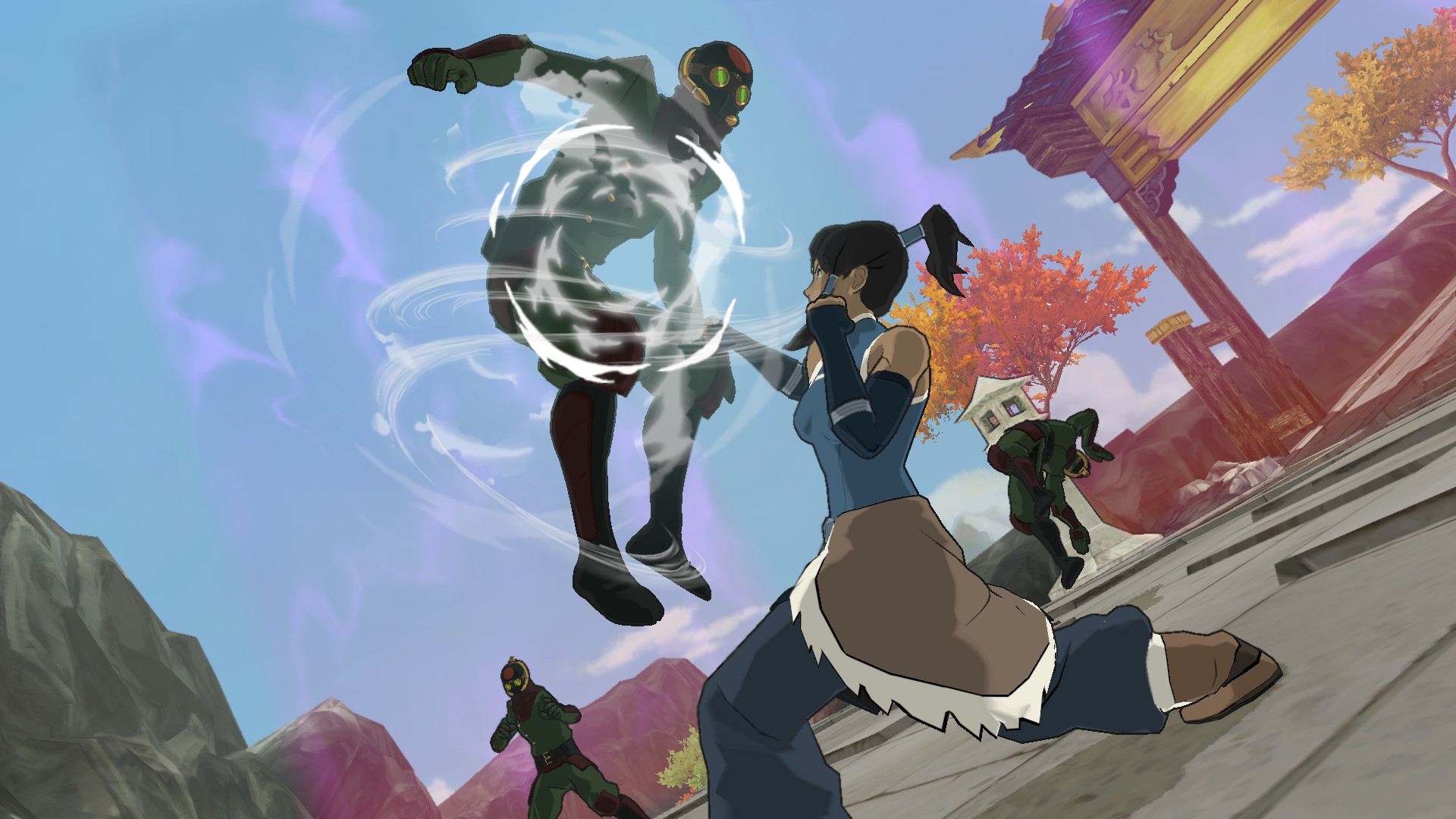 The Legend Of Korra PC 3
