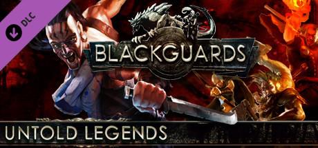 Blackguards Untold Legends