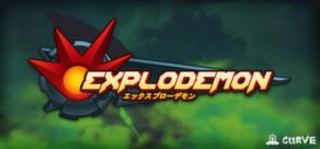 Explodemon cover art