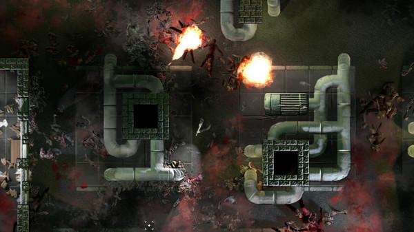 скриншот Splatter - Zombie Apocalypse 5