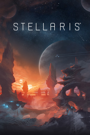 Stellaris poster image on Steam Backlog