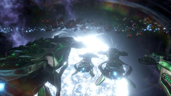Capture d'écran n°4 du Jeu Stellaris