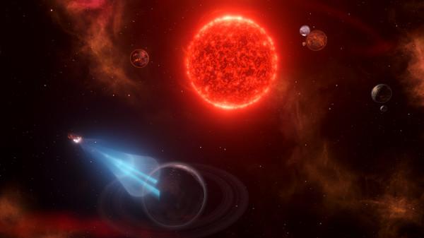 Capture d'écran n°2 du Jeu Stellaris