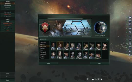 Capture d'écran n°3 du Jeu Stellaris