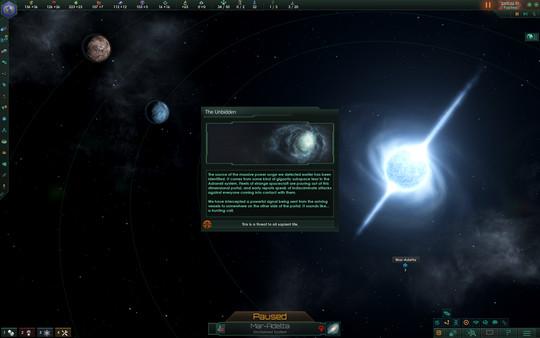 Capture d'écran n°5 du Jeu Stellaris