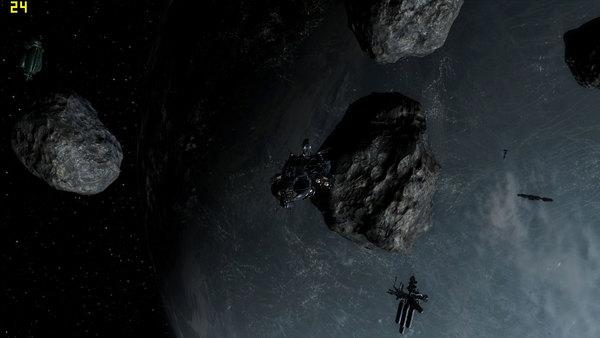 скриншот X3: Terran Conflict 0