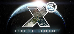 X3: Terran Conflict cover art
