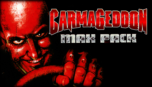 Video Game PC Carmageddon Max Pack 1998