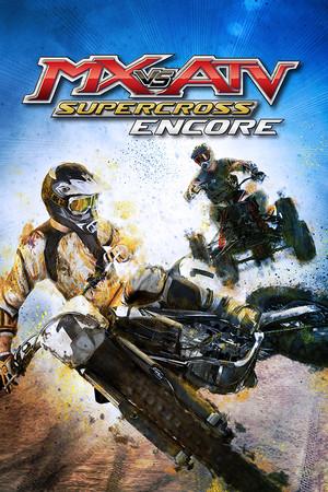 MX vs. ATV Supercross Encore poster image on Steam Backlog