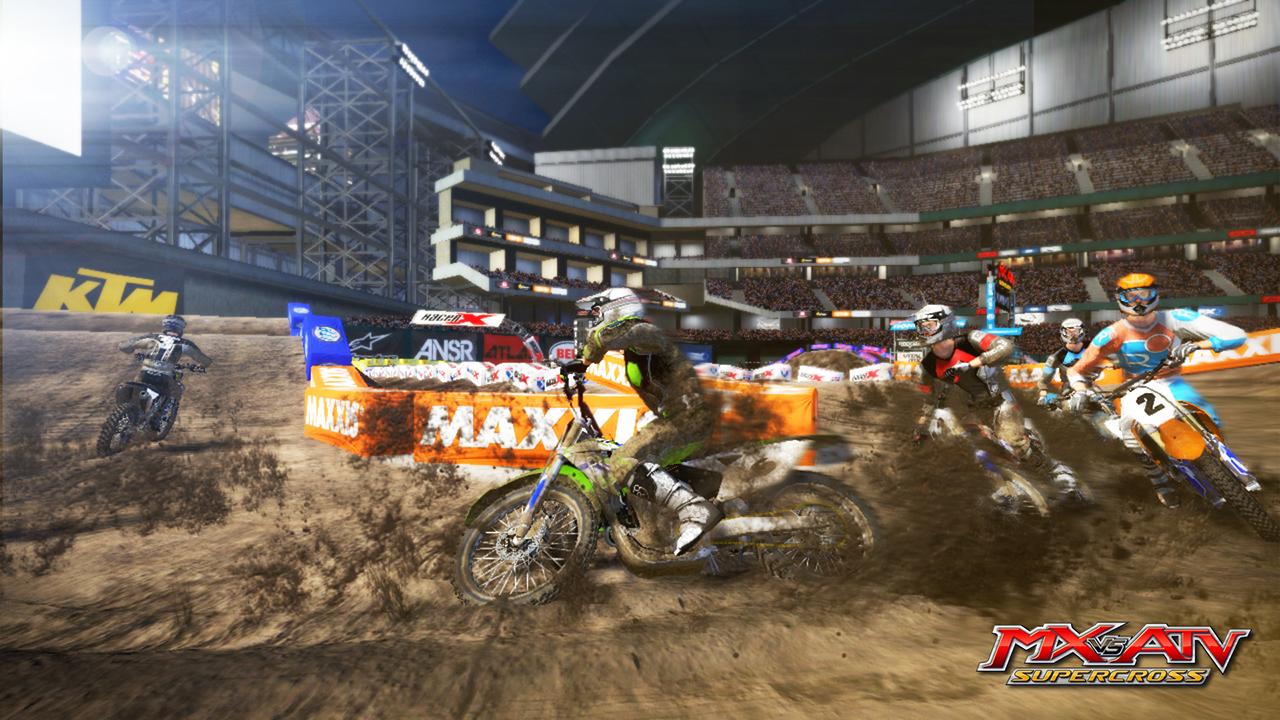 MX vs ATV Supercross Multilenguaje ESPAÑOL XBOX 360 (Region FREE) (COMPLEX) 3