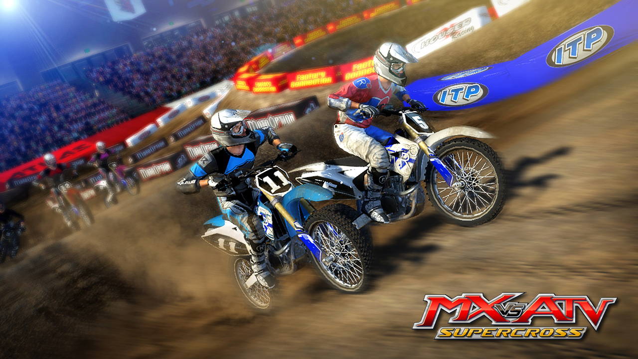 MX vs ATV Supercross Multilenguaje ESPAÑOL XBOX 360 (Region FREE) (COMPLEX) 2