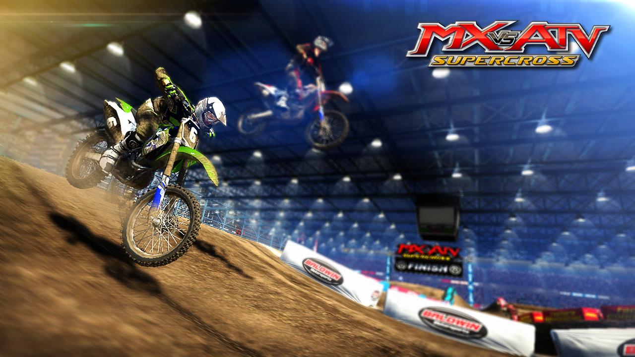 MX vs ATV Supercross Multilenguaje ESPAÑOL XBOX 360 (Region FREE) (COMPLEX) 9