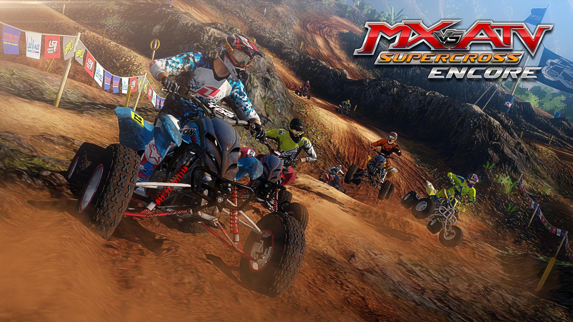 MX vs. ATV Supercross Encore image 2