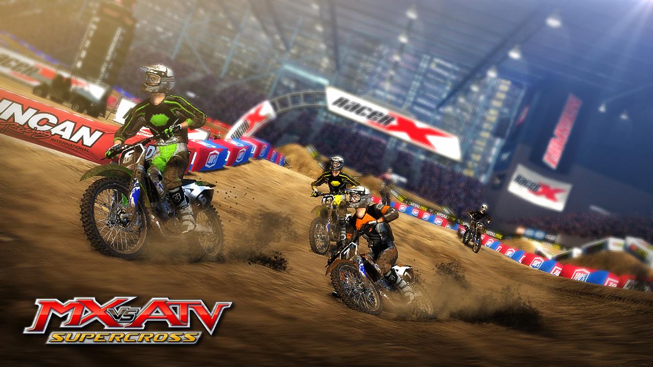 MX vs ATV Supercross Multilenguaje ESPAÑOL XBOX 360 (Region FREE) (COMPLEX) 7