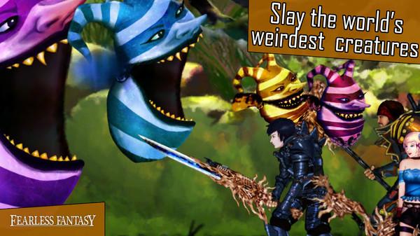 скриншот Fearless Fantasy 2