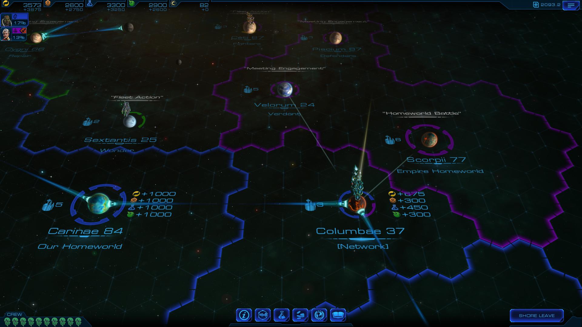 Sid Meier's Starships (RUS|ENG|MULTi10) [RePack] от R.G. Механики