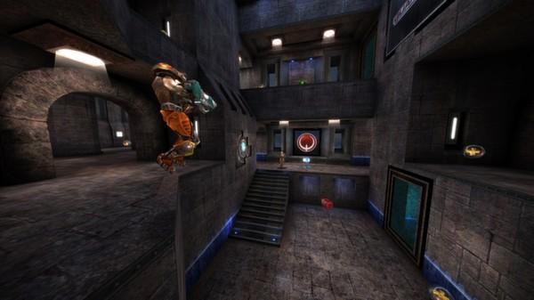 скриншот Quake Live 1