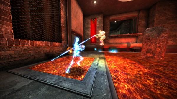 скриншот Quake Live 3