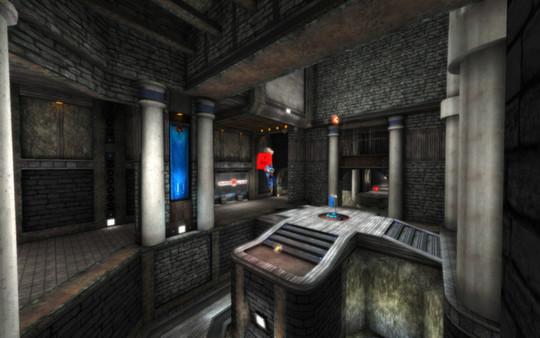 скриншот Quake Live 4