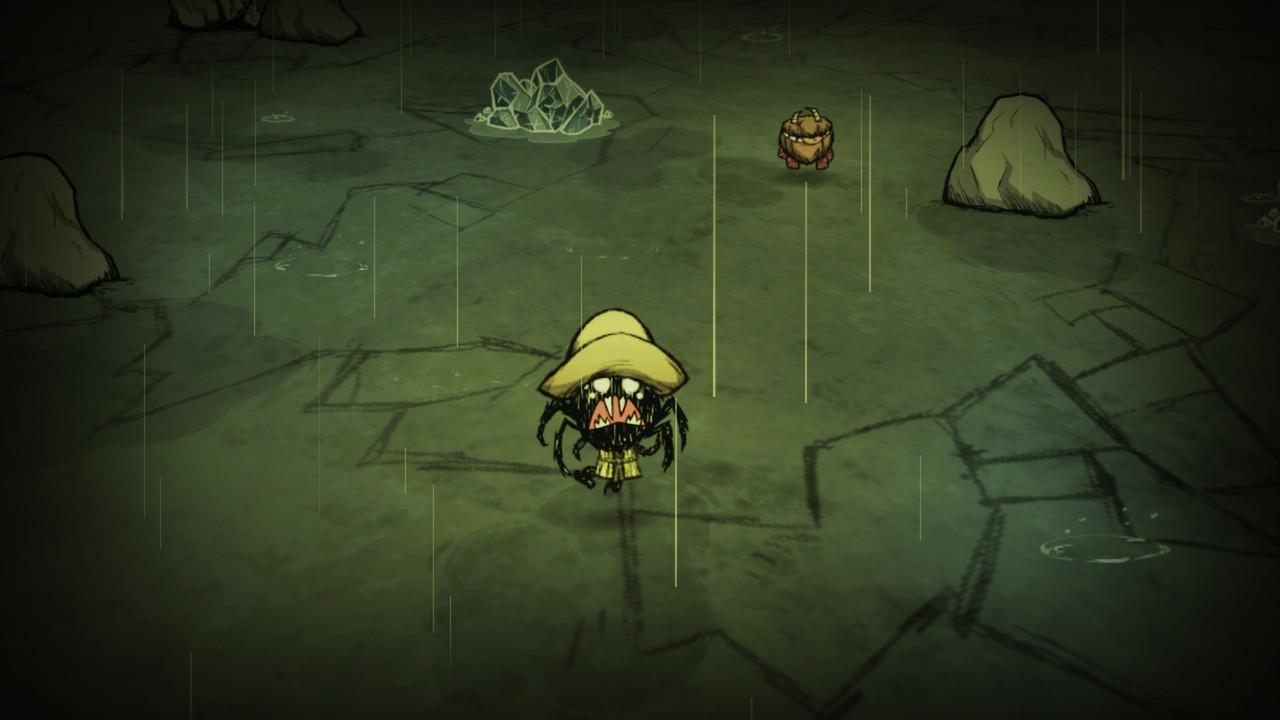 Don't Starve: Reign of Giants screenshot 2