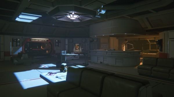 Скриншот №1 к Alien Isolation - Lost Contact