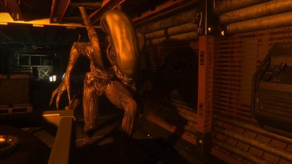 Скриншот №2 к Alien Isolation - Lost Contact