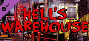 Warehouse and Logistics Simulator DLC: Hell's Warehouse cover art