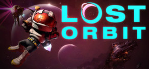 LOST ORBIT cover art