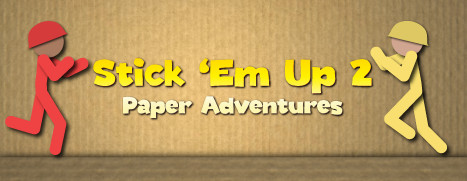Stick 'Em Up 2: Paper Adventures - 狂扁火柴人 2:纸上冒险