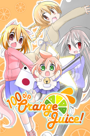 100% Orange Juice poster image on Steam Backlog