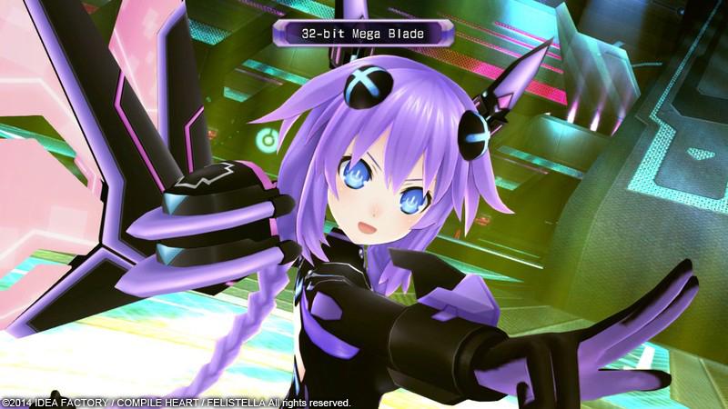 Hyperdimension Neptunia Re;Birth1 PC Full (RELOADED) 1
