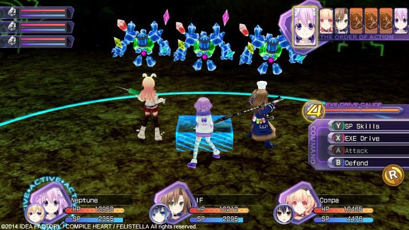 Hyperdimension Neptunia Re;Birth1 PC Full (RELOADED) 9