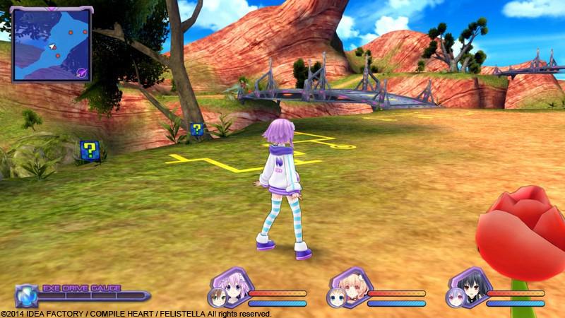 Hyperdimension Neptunia Re;Birth1 PC Full (RELOADED) 3