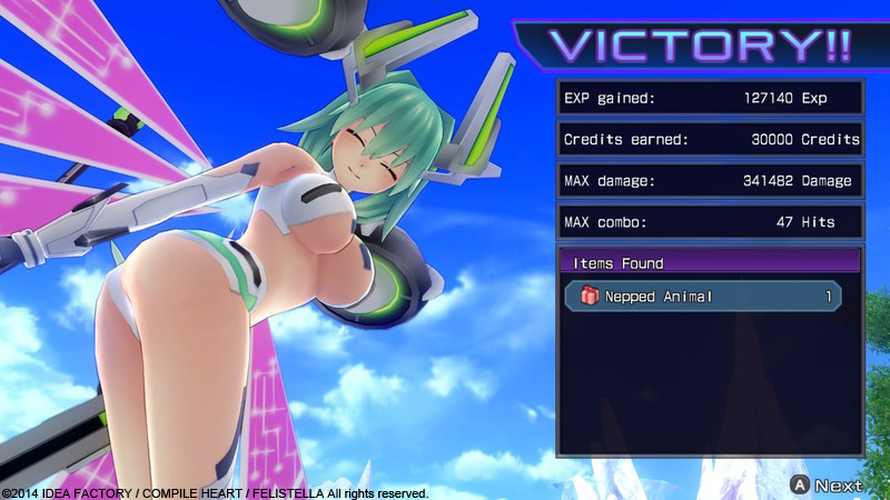Hyperdimension Neptunia Re;Birth1 screenshot 3