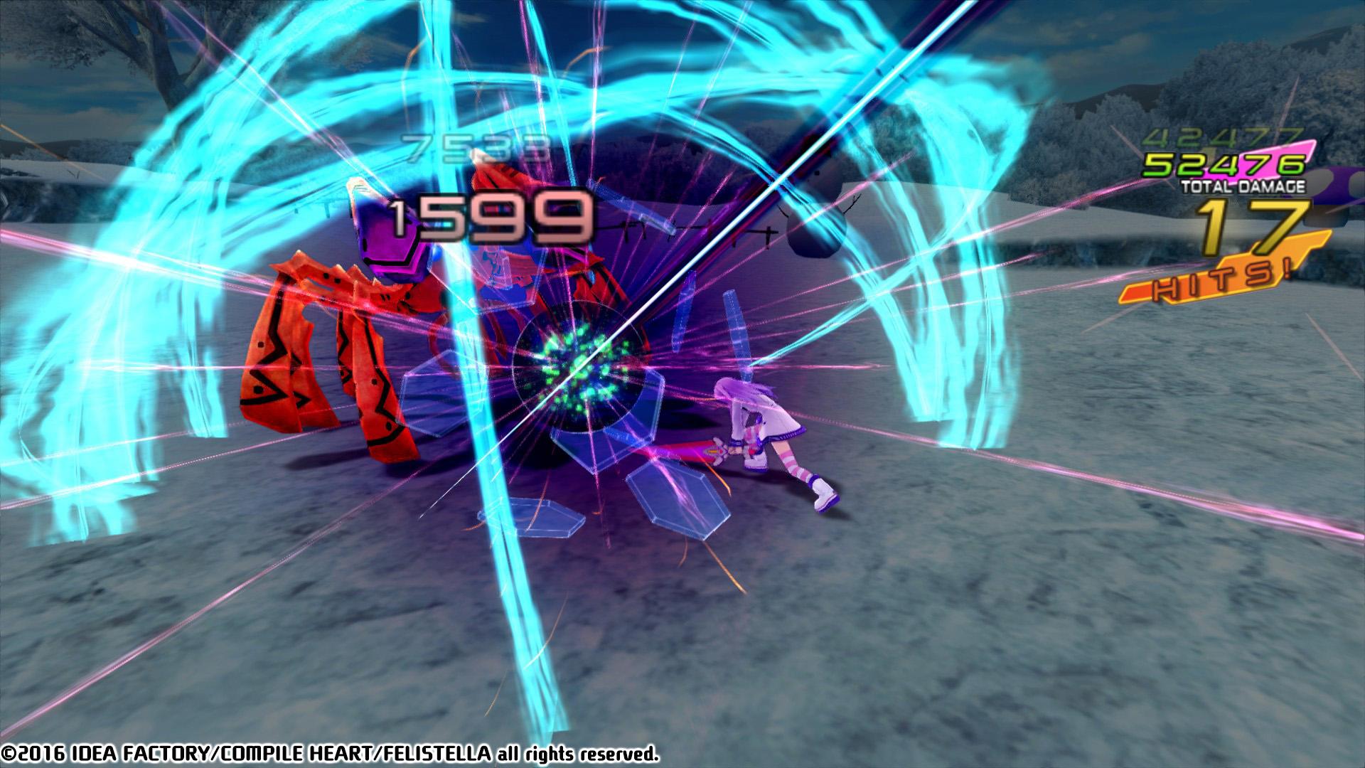 Hyperdimension Neptunia Re;Birth1 screenshot 2