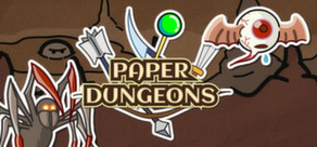 Paper Dungeons cover art